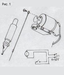 Роторная машинка для тату как сделать